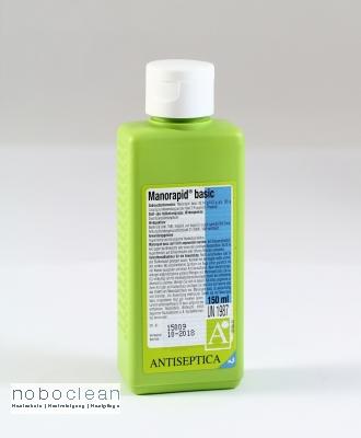 ANTISEPTICA - Manorapid Basic