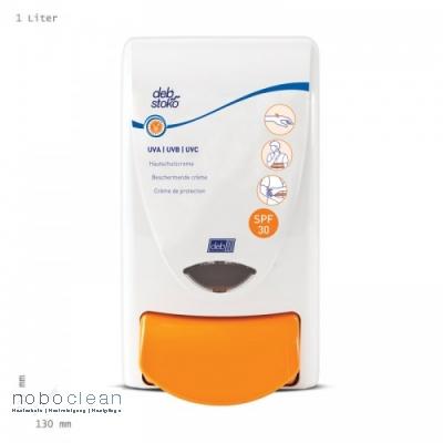 DEB STOKO - Sun Hautschutz Spender, 1 Liter Kartusche