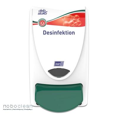 DEB STOKO - Handdesinfektion Spender, 1 Liter Kartusche